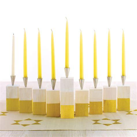 menorah crafts for hanukkah crafts for martha stewart