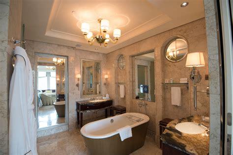 st regis bathroom hotel review the st regis singapore executive deluxe