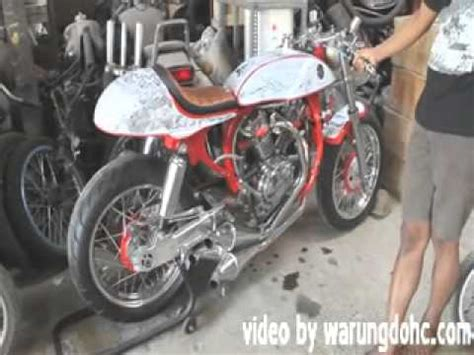 Block Bore Up Yamaha Mio 63mm By Hinode gl 100 w engine new version 600cc 3 cylinder start up