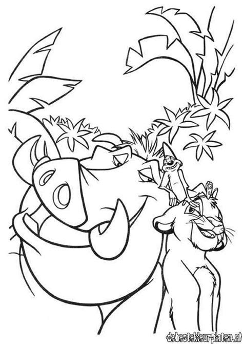 christmas lion coloring pages lion king christmas colouring pages coloring home