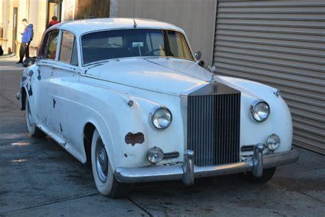 1959 Rolls Royce by 1959 Rolls Royce Silver Cloud I
