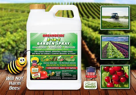 organocide 174 3 in 1 garden spray your plant doctoryour