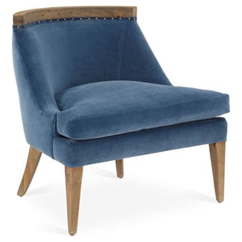Navy Velvet Accent Chair Best Navy Accent Chair Products On Wanelo