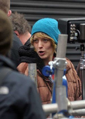 the rhythm section blake lively filming her new movie the rhythm section
