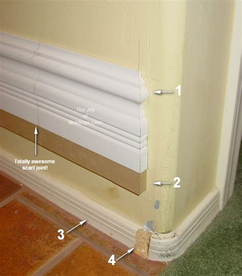 how tall should baseboards be how do i make make this large baseboard the joy of