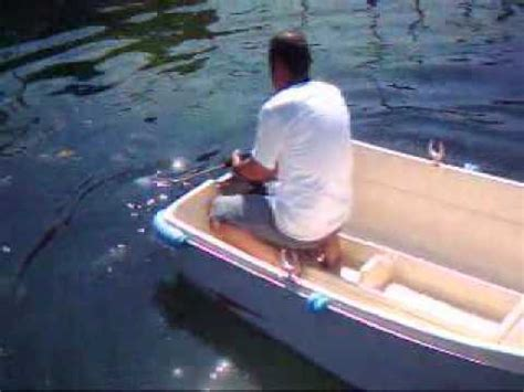 propel a boat drill propel for small boats youtube