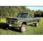 1972 GMC K2500  67 72 Pinterest Trucks Chevy