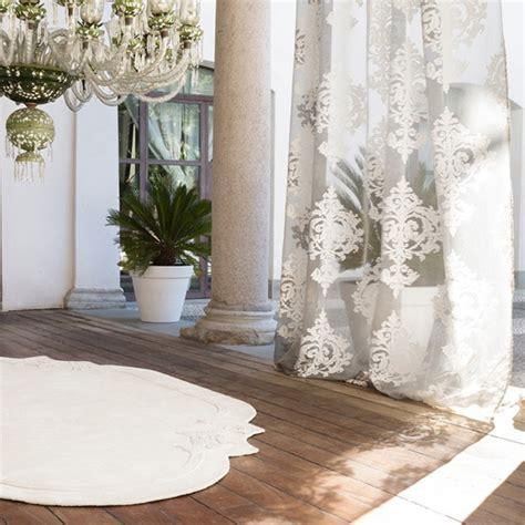tendaggi moderni per salotto salotto con divano rosso idee per il design della casa