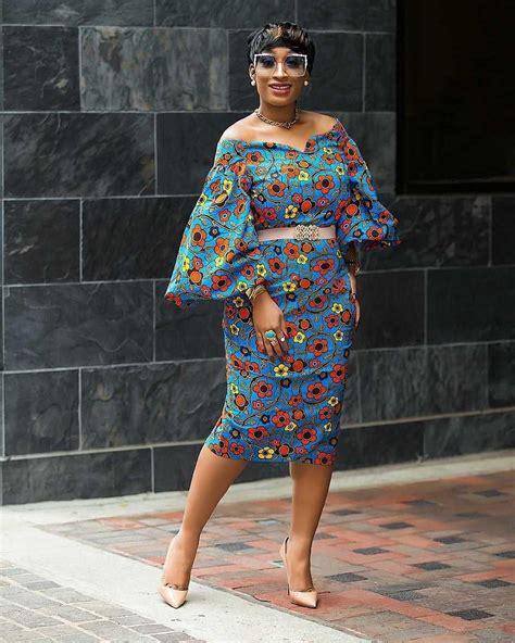 classic stylish  latest ankara short dresses