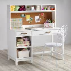Kids White Desk by Cargo Kids Desk White The Land Of Nod