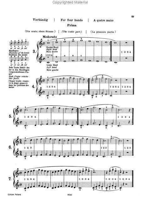 Beyer Buku Piano Beyer Op 101 beyer op 101 piano pdf lessons multisummer