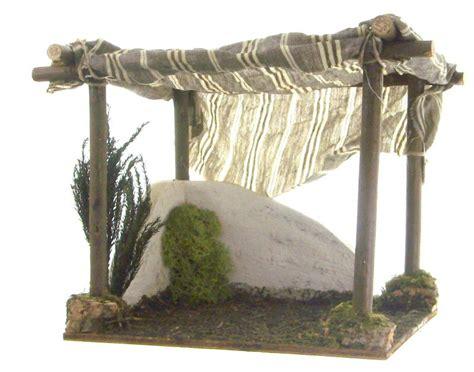 tenda araba tenda araba capanna cm 16x13 semprini arredi sacri arte