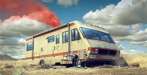 Rv In Breaking Bad breaking bad wallpaper and background 2048x1049 id 294069