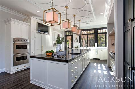 How To Design A Kitchen Remodel Kitchen Remodel San Diego Jackson Design Remodeling