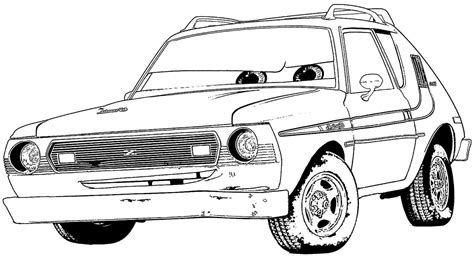 printable coloring pages of cars the movie 7 best images of free printable cars the movie cars