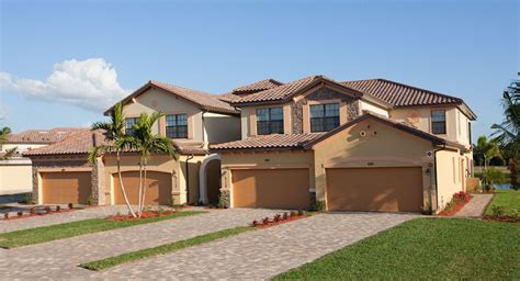 bay house naples treviso bay coach homes new home community naples naples ft myers florida