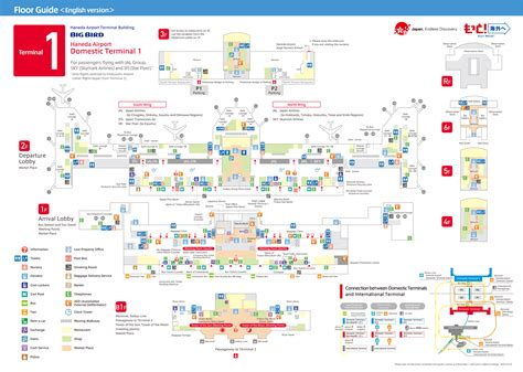 international airport map haneda airport reviews travel observers
