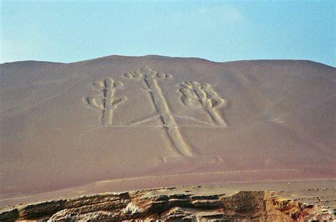 candelabro de paracas peru peru touristen verw 252 sten nationalreservat paracas