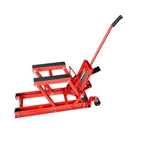 Motorrad Lift by Speedway 1500 Lb Motorcycle Lift 46926 The Home Depot