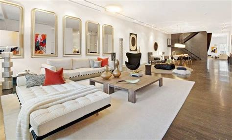 livingroom soho multi million dollar penthouse in soho new york design agenda