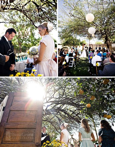real backyard weddings real wedding catie ben s vintage inspired backyard