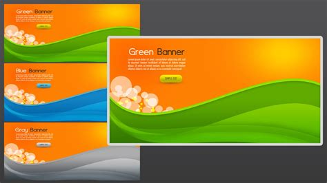 banner design with photoshop tutorial photoshop tutorial web banner abstract youtube