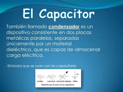 que es un capacitor mixto el capacitor fisica 2