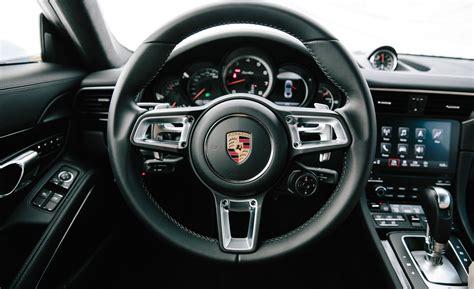 porsche inside view 2017 porsche 911 turbo cars exclusive videos and photos