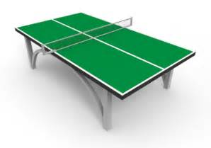Computer Table Designs cartoon ping pong table clipart best