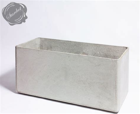 large planter boxes rectangular planter pots modern