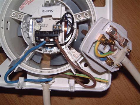 bathroom fan wiring d i y kit uk420