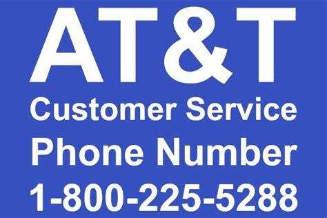 at t customer service phone number contact info