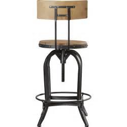 Adjustable Height Bar Stool Trent Design Oria Adjustable Height Swivel Bar Stool Reviews Wayfair