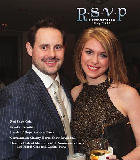 tom arnold md memphis tn rsvp magazine may 2015 by rsvp magazine issuu