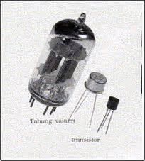 gambar transistor tabung ciri ciri komputer generasi kedua welcome