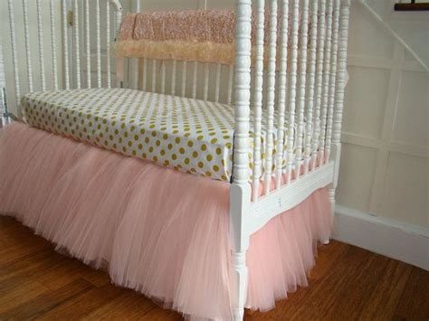 Tutu Crib Bedding by 1000 Ideas About Tulle Crib Skirts On Crib