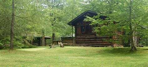 rustic log cabins in new hshire s white mountains