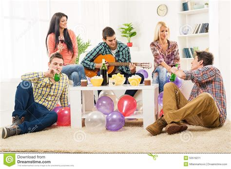 Where Is Friend S Home by Friends At House Stock Image Image Of Play Home
