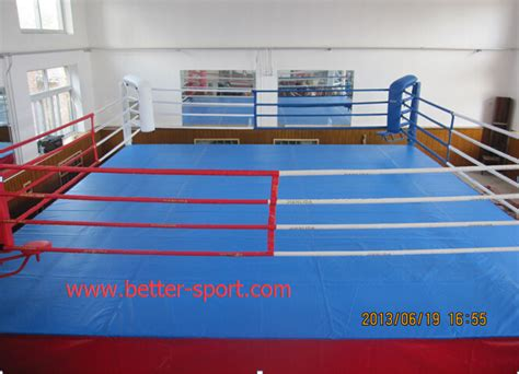mma canvas mats floor type boxing ring with canvas and mat boxing ring in