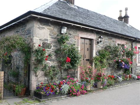 Luss Cottages panoramio photo of cottages at luss scotland