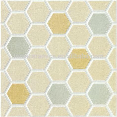 tonia 300x300 new model multi color hexagon brick look
