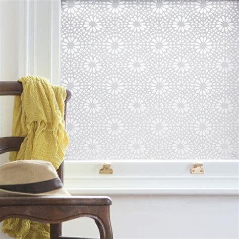 Fenster Sichtschutzfolie Selbstklebend by Selbstklebende Fenster Sichtschutzfolie Schicke Fensterdeko