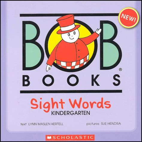 sights books bob books sight words kindergarten set 048266 details