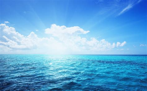 sky le sea wallpapers hd