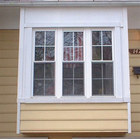 box bay windows box bay window overhang house exterior
