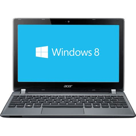 Laptop Acer Intel I3 Windows 8 acer aspire v5 11 6 quot laptop silver intel i3 2365m