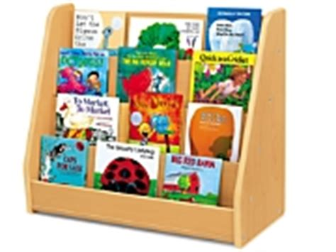 preschool bookshelves help yourself heavy duty book center 3 foot wide
