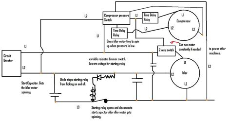 window ac compressor wiring diagram efcaviation