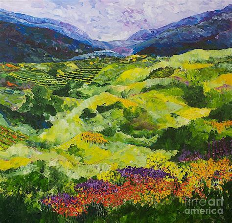 Soft Grass soft grass painting by allan p friedlander