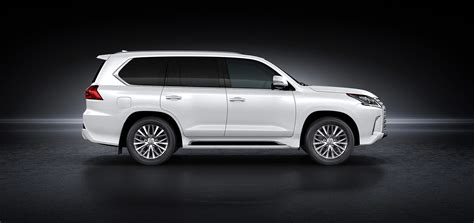 vwvortexcom  lexus lx  revealed major exterior interior styling